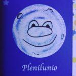 Ilustración plenilunio de Billete a la Luna