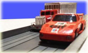 Juego de carreras de coches TCR