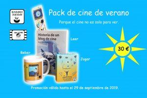 Pack de cine de verano