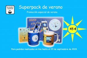 superpack de verano